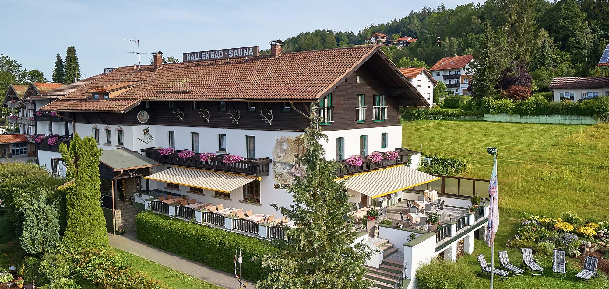 Hotel Hubertus Im Erholungsort Bodenmais
